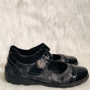 Remonte Rieker Mary Jane Shoes Comfort Walking